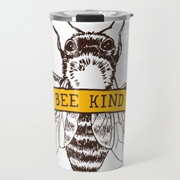Bee Kind Travel Mug