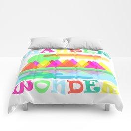 Wander Wonder Comforters