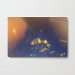 Digital glare Metal Print