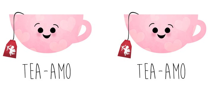 Tea-amo Coffee Mug