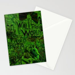 Wall Free World Stationery Cards