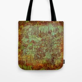 Textured Bark Tote Bag