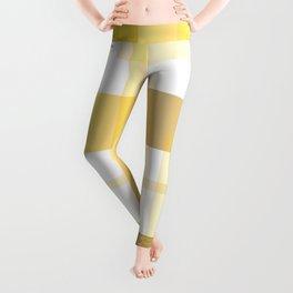 Golden Rectangle Background Leggings