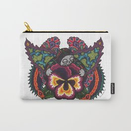 Remembrance (Botanical Bliss) Carry-All Pouch