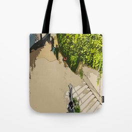 Diverse Viewpoints Tote Bag