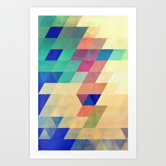dyrzy Art Print