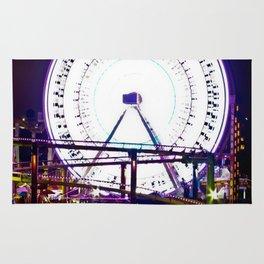 Ferris Wheel of Lights Rug
