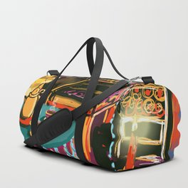 Tea With Gypsies Duffle Bag