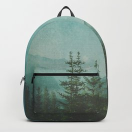 Misty Wilderness - Italian Alps Backpack
