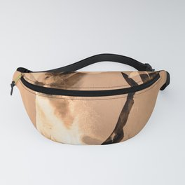 Beautiful and fast - Impala portrait Fanny Pack