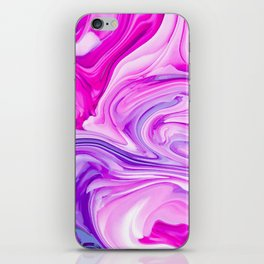 Marble Madness iPhone Skin