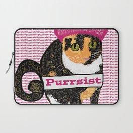 Purrsist Kitty Laptop Sleeve