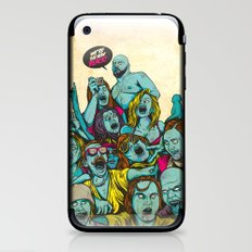 WE'RE THE NEW BLACK! iPhone & iPod Skin