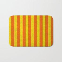 Stripes Collection: Citrus Bath Mat