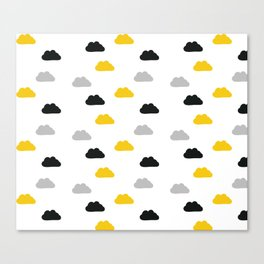 Up on cloud 9 Canvas Print