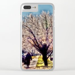 After the Ice Storm Clear iPhone Case