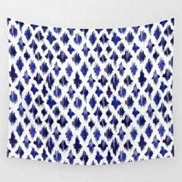 Shaking ultramarine Wall Tapestry