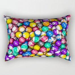 Poolhall Junkies Rectangular Pillow