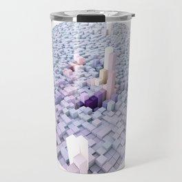White coating Travel Mug