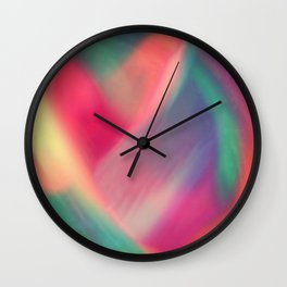 Enlightened Heart Wall Clock