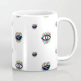Pattern eye ball Coffee Mug
