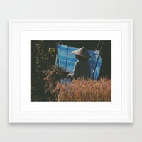 indonesia Framed Art Prints featuring Bali, Indonesia  by Chase Hunter