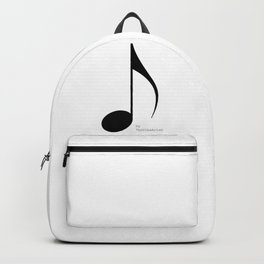TheVibeArts music is life Backpack