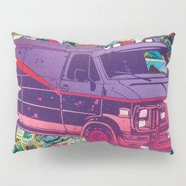 A-Team Vandura Pop Candy Pillow Sham