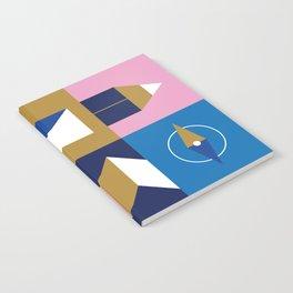 Travel Postcard Notebook