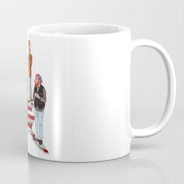 Humorous Map of the United States Coffee Mug