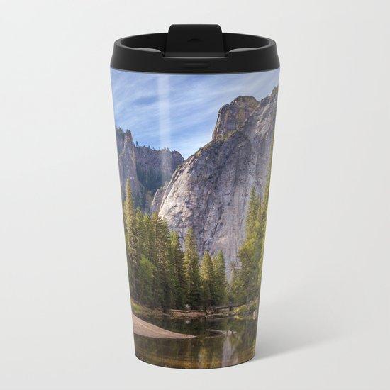Heavenly Landscape Metal Travel Mug