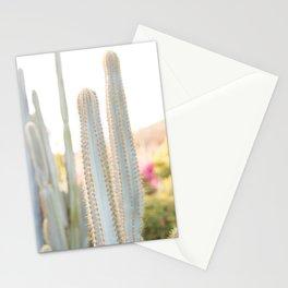 Ethereal Cacti I Stationery Cards