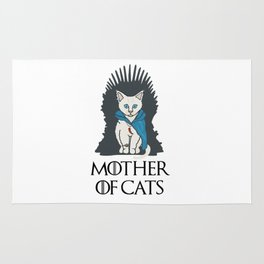 Mother Of Cats Rug