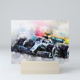 Hamilton 2019 Mini Art Print