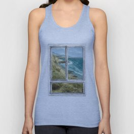 Alternatview - sea Unisex Tank Top