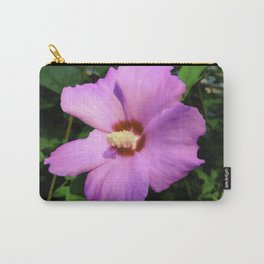 Rose OF Sharon In Mid Summer Carry-All Pouch