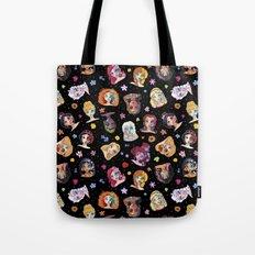 Sugar Skull Series: Leading Ladies Tote Bag