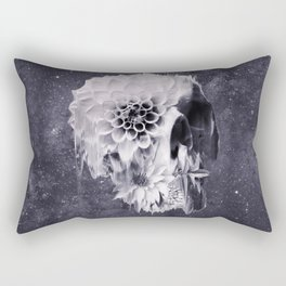 Decay Skull Rectangular Pillow