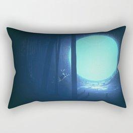 // bamboo Rectangular Pillow
