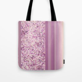 GRAPHIC POP - pastell Radiant Ochid Tote Bag