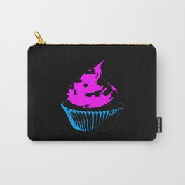 Mx's Homemade CUPCAKES (yellow) Carry-All Pouch