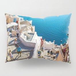 Oia,Santorini Pillow Sham