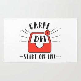 Slide on in ! Rug