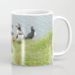 Comin' In Hot Coffee Mug