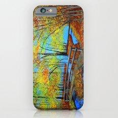 Autumn landscape 4 iPhone 6s Slim Case