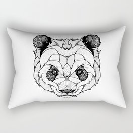 New Panda Rectangular Pillow
