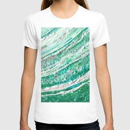 Green Crystal Ⅱ T-shirt