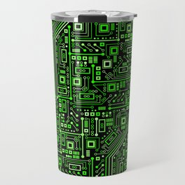 Short Circuits Travel Mug
