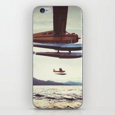 Fly me to Alaska iPhone & iPod Skin