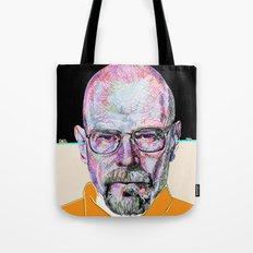 Walter White Breaking Bad (Beige) Tote Bag